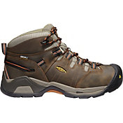 KEEN Men's Detroit XT Mid Waterproof Work Boots