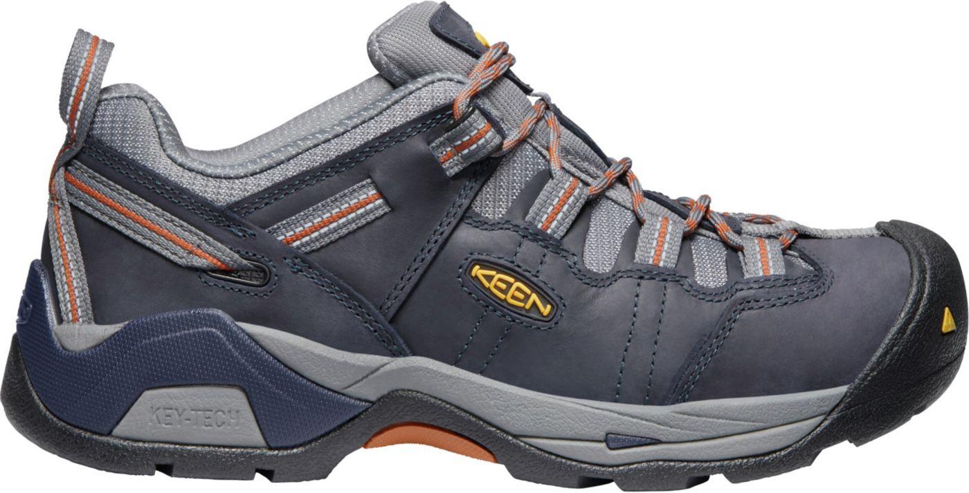 KEEN Men's Detroit XT Steel Toe Work Shoes
