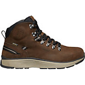 KEEN Men's Manchester 6'' Waterproof Aluminum Toe Work Boots