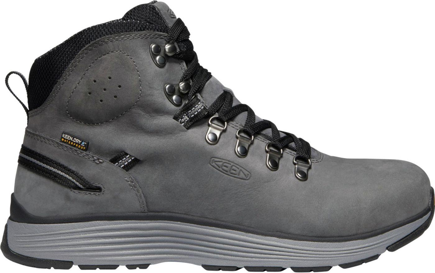 "KEEN Men's Manchester 6"" Water Proof Work Boots"