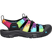 KEEN Men's Newport Retro Tie Dye Sandals