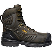 KEEN Men's Philadelphia 8'' Waterproof Work Boots