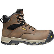 KEEN Men's Rockford 6'' Waterproof Composite Toe Work Boots