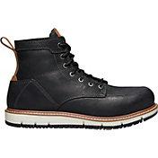 KEEN Men's San Jose 6'' Mid Waterproof Aluminum Toe Work Boots
