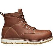 KEEN Men's San Jose 6'' Waterproof Aluminum Toe Work Boots