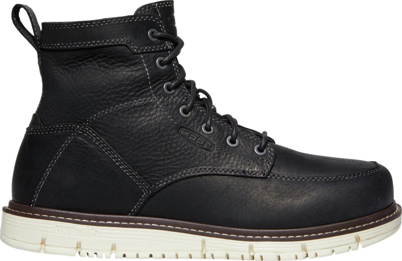 KEEN Men's San Jose 6'' Work Boots