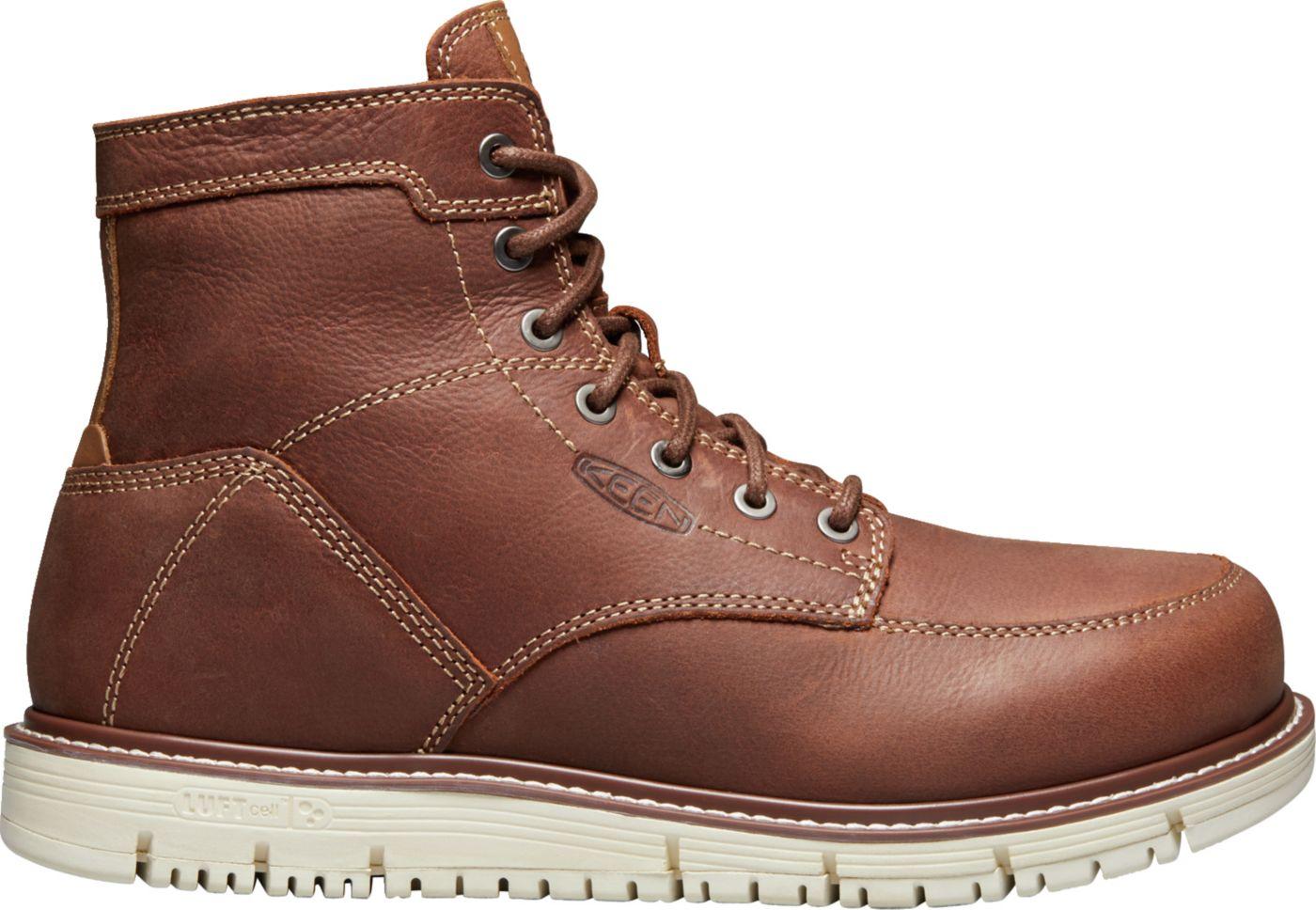 """KEEN Men's San Jose 6"""" Work Boots"""