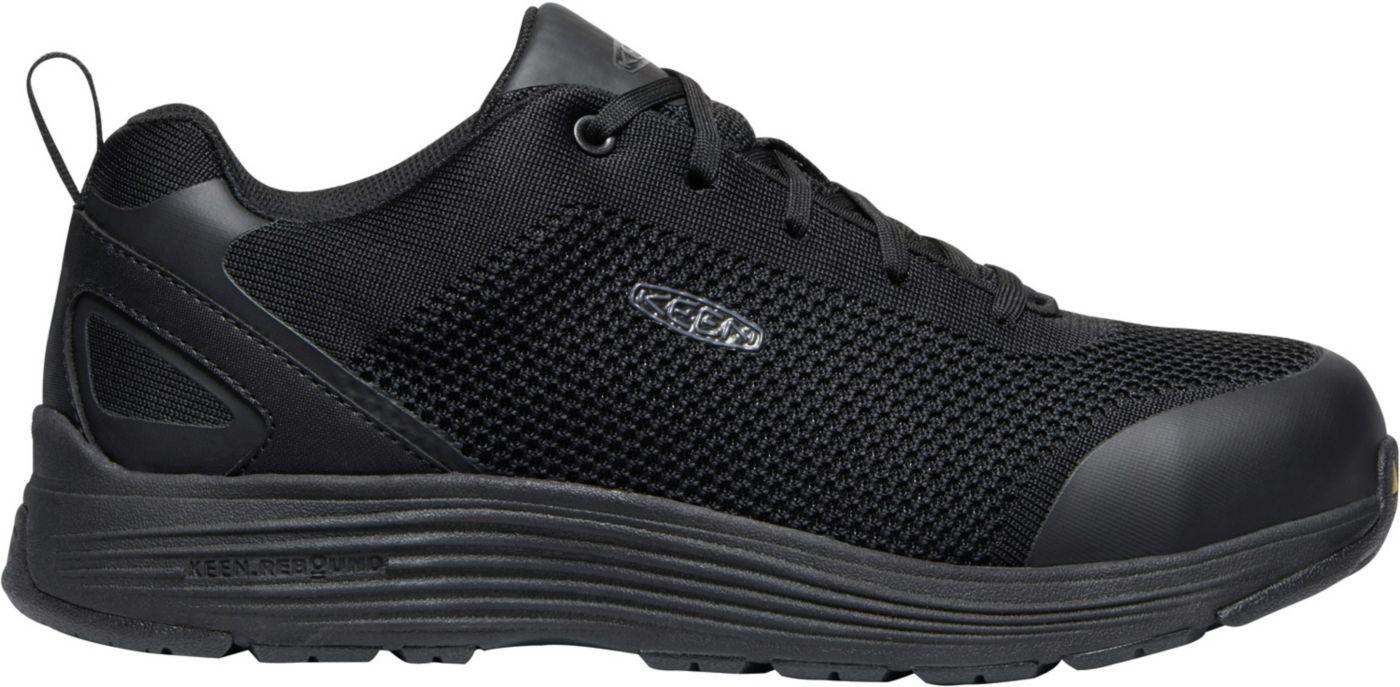 Men's Sparta Low Aluminum Toe Work Shoes