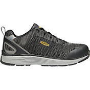 KEEN Men's Sparta Low Aluminum Toe Work Shoes
