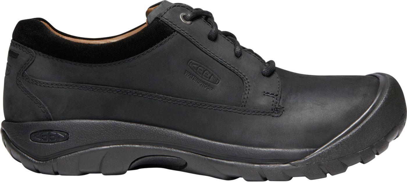 KEEN Men's Austin Waterproof Casual Shoes
