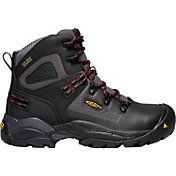 KEEN Men's St. Paul 6'' Waterproof Work Boots