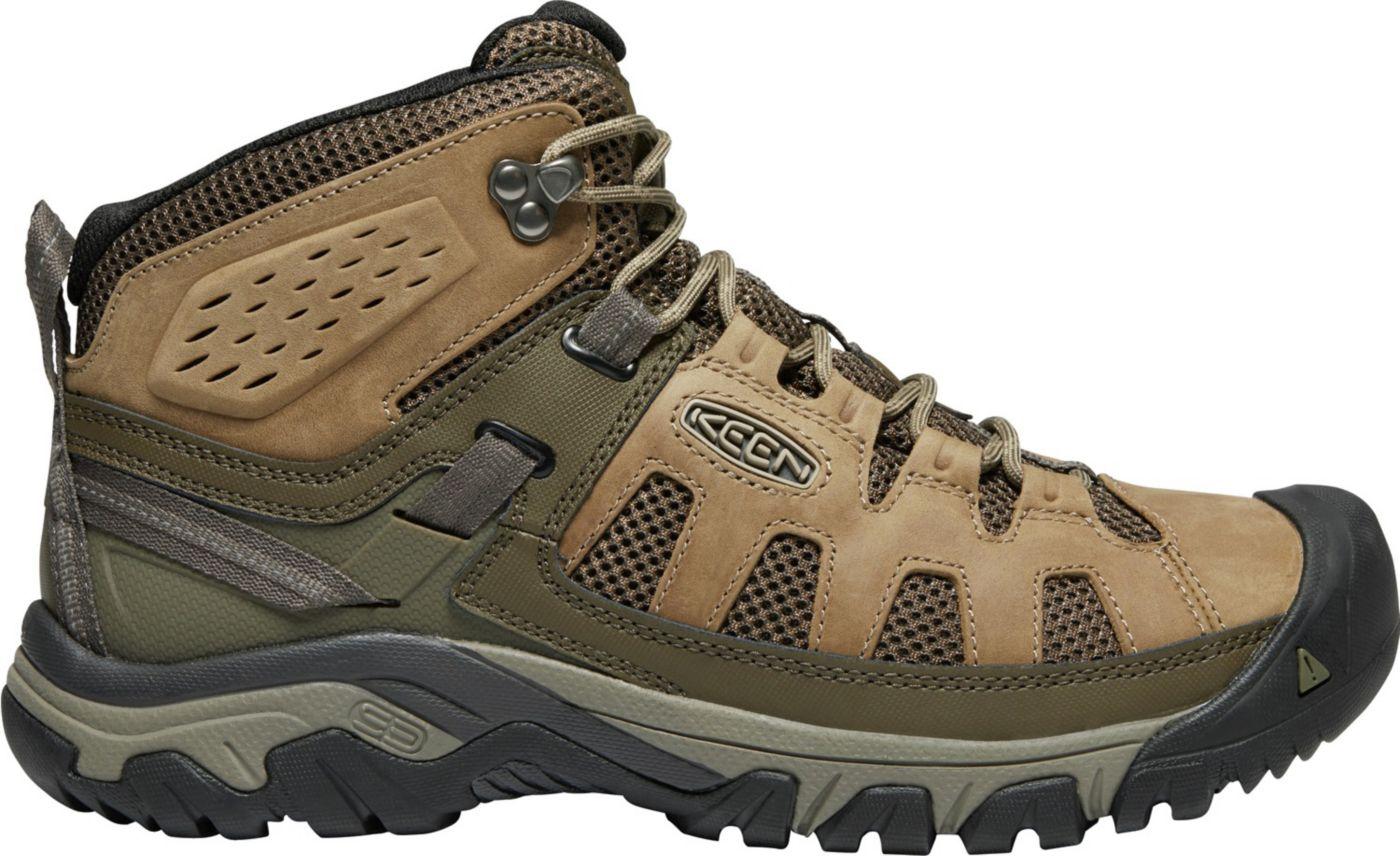KEEN Men's Targhee Vent Mid Hiking Boots