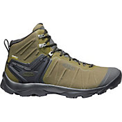 KEEN Men's Venture Mid Waterproof Hiking Boots