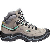 KEEN Women's Durand II Mid Waterproof Hiking Boots