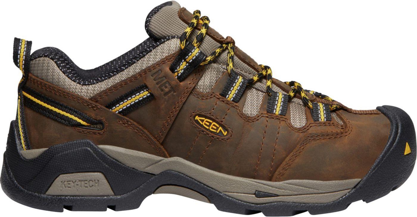 KEEN Women's Detroit XT Low Steel Toe Work Boots