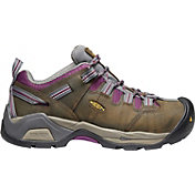KEEN Women's Detroit XT Waterproof Steel Toe Work Shoes