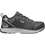 KEEN Women's Sparta Low Aluminum Toe Work Shoes