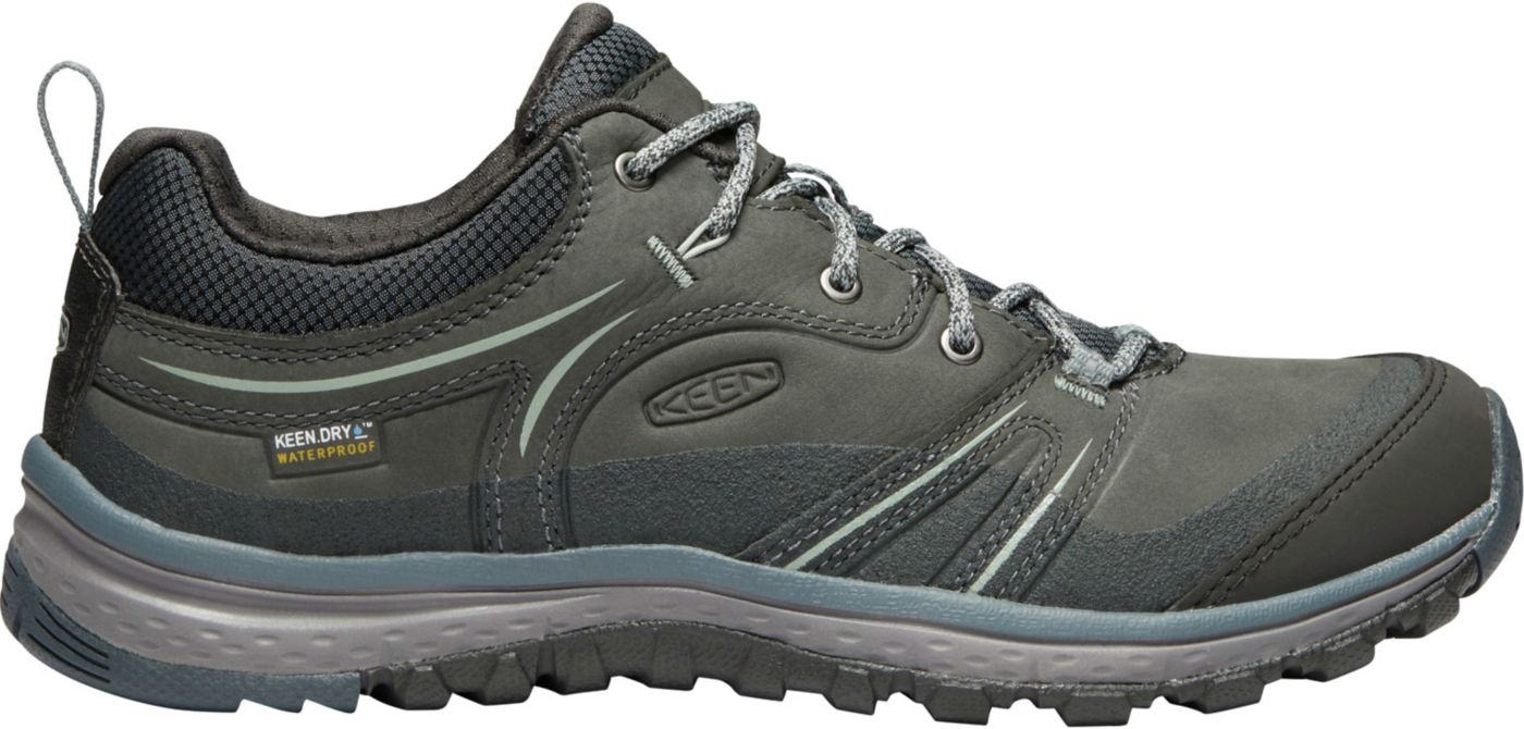 KEEN Women's Terradora Leather Waterproof Hiking Boots