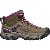 KEEN Women's Targhee III Mid Waterproof Hiking Boots