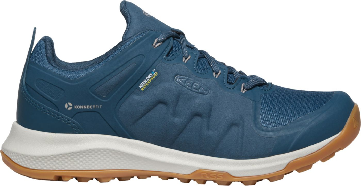 KEEN Women's Explore Waterproof Hiking Shoes