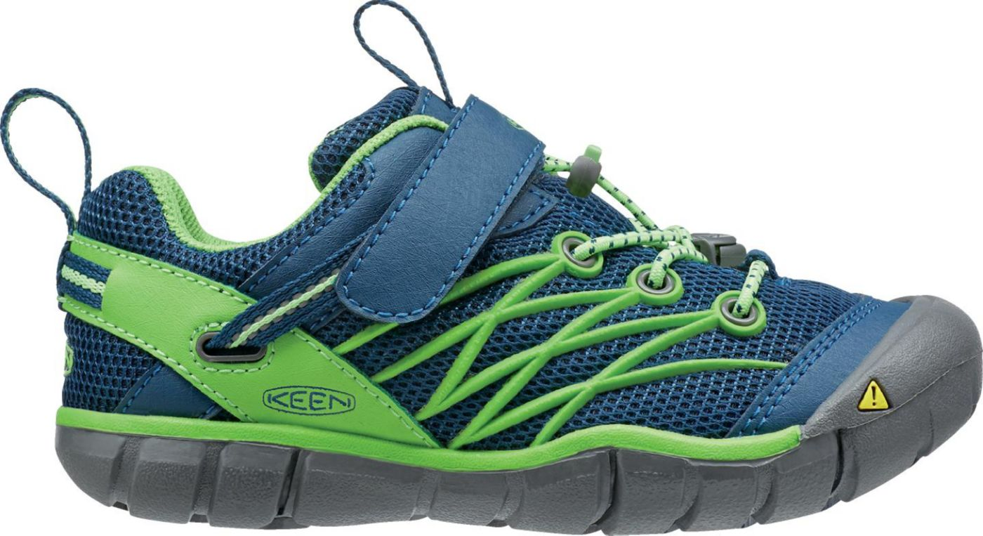 KEEN Kids' Chandler CNX Strap Hiking Shoes