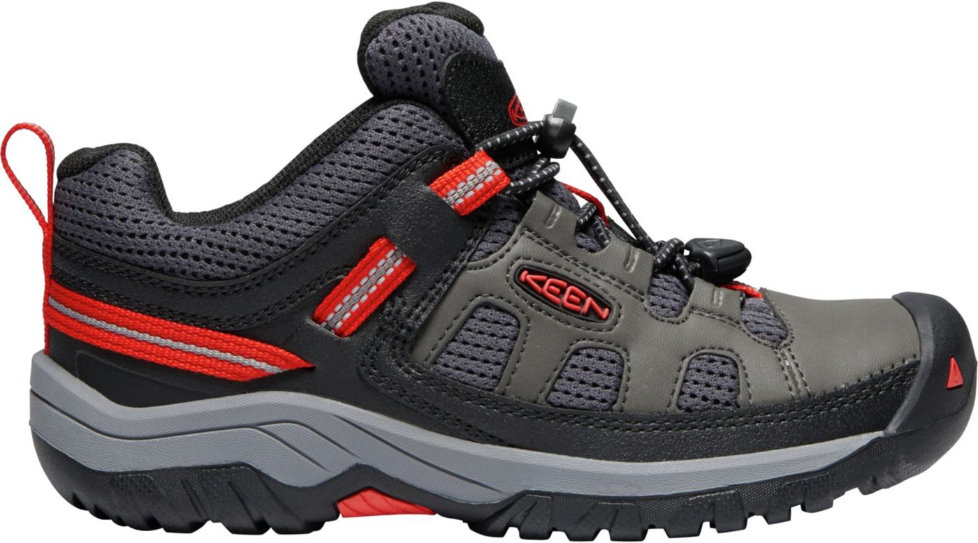KEEN Kids' Targhee Low Hiking Shoes