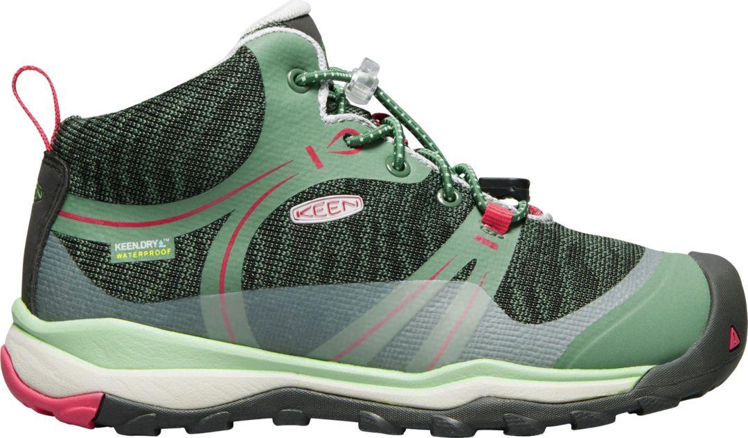bad1515051c KEEN Kids' Terradora Mid Waterproof Hiking Boots | DICK'S Sporting Goods