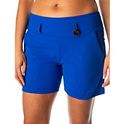 SwingDish Women's Riley Golf Shorts