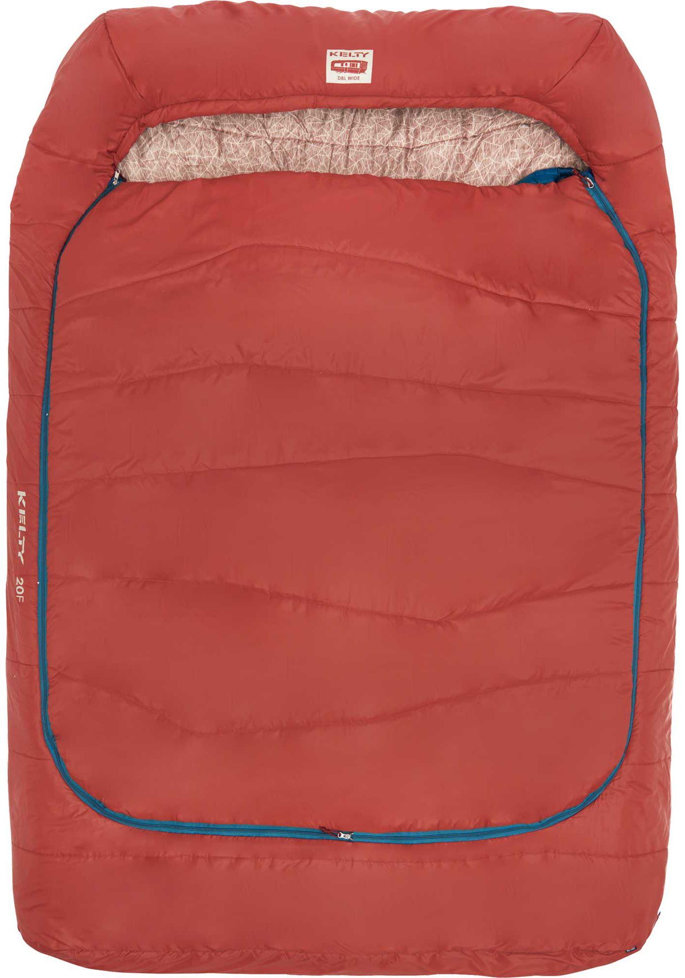Kelty Tru.Comfort Doublewide 20° Sleeping Bag