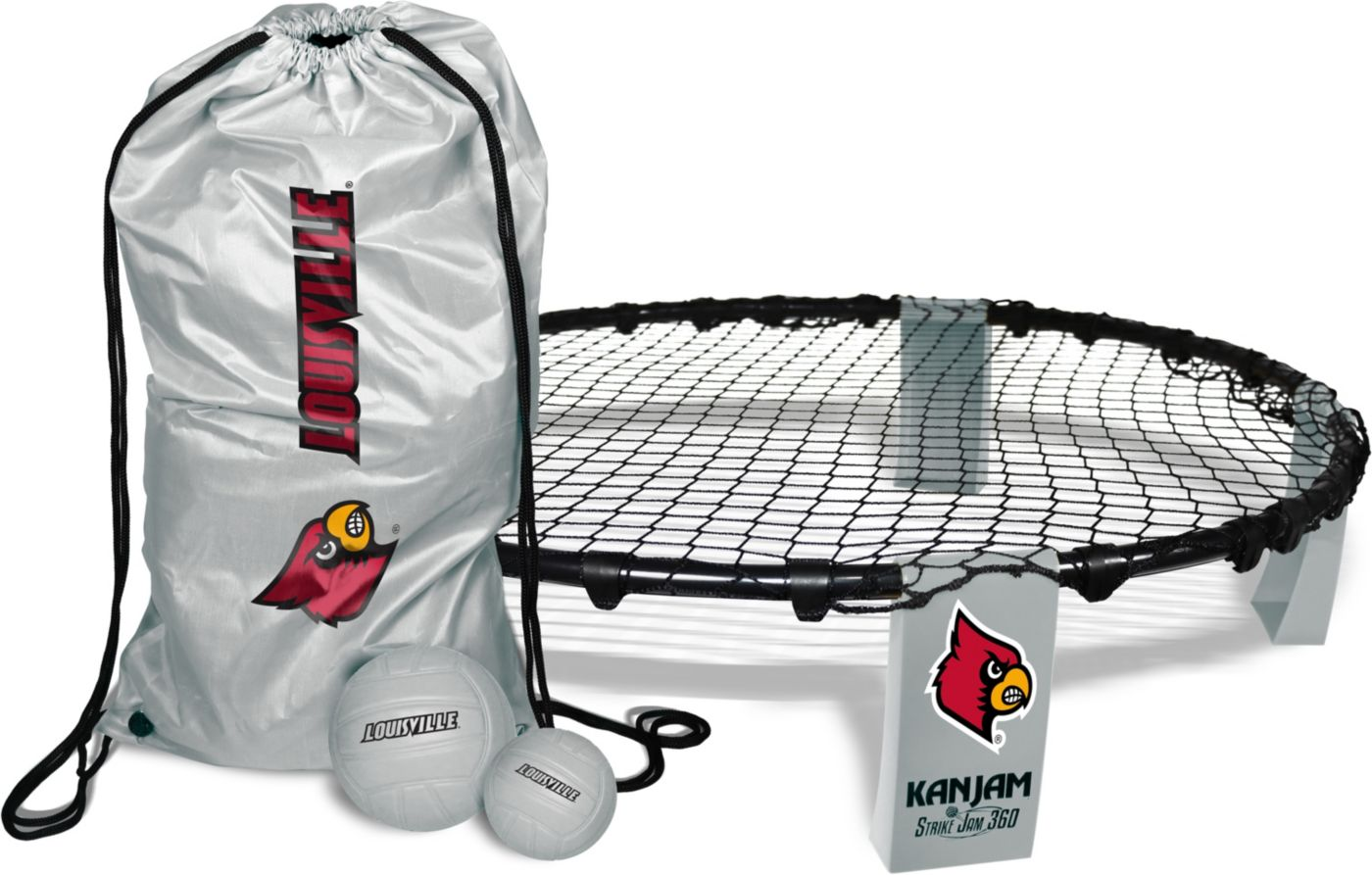Wild Sports Louisville Cardinals Strike Jam Combo Game