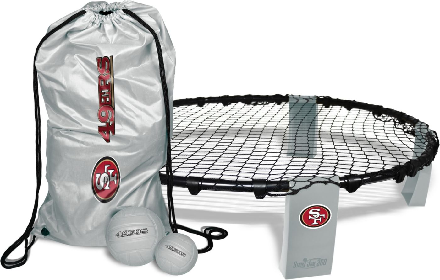 Wild Sports San Francisco 49ers Strike Jam Combo Game