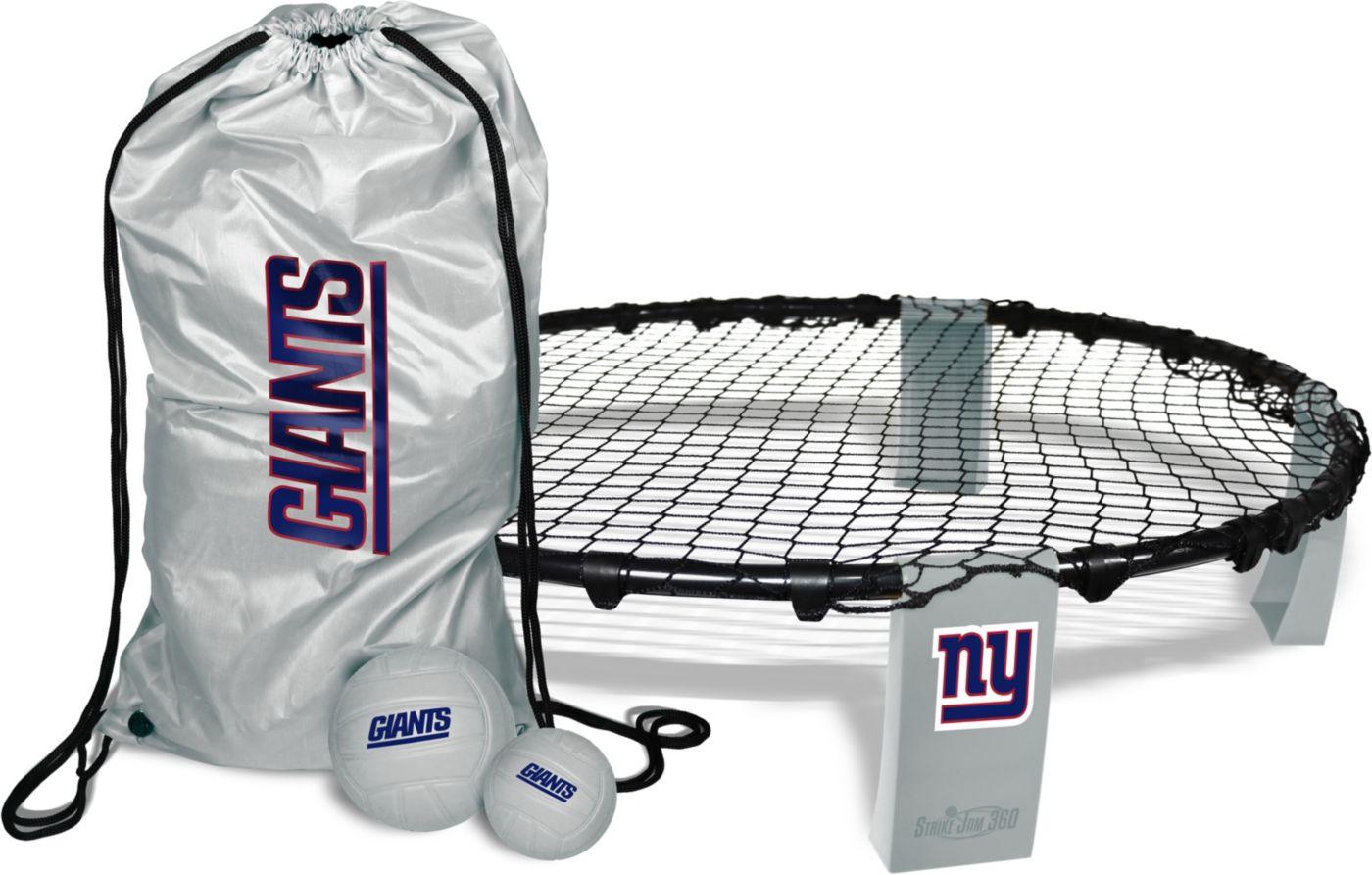 Wild Sports New York Giants Strike Jam Combo Game