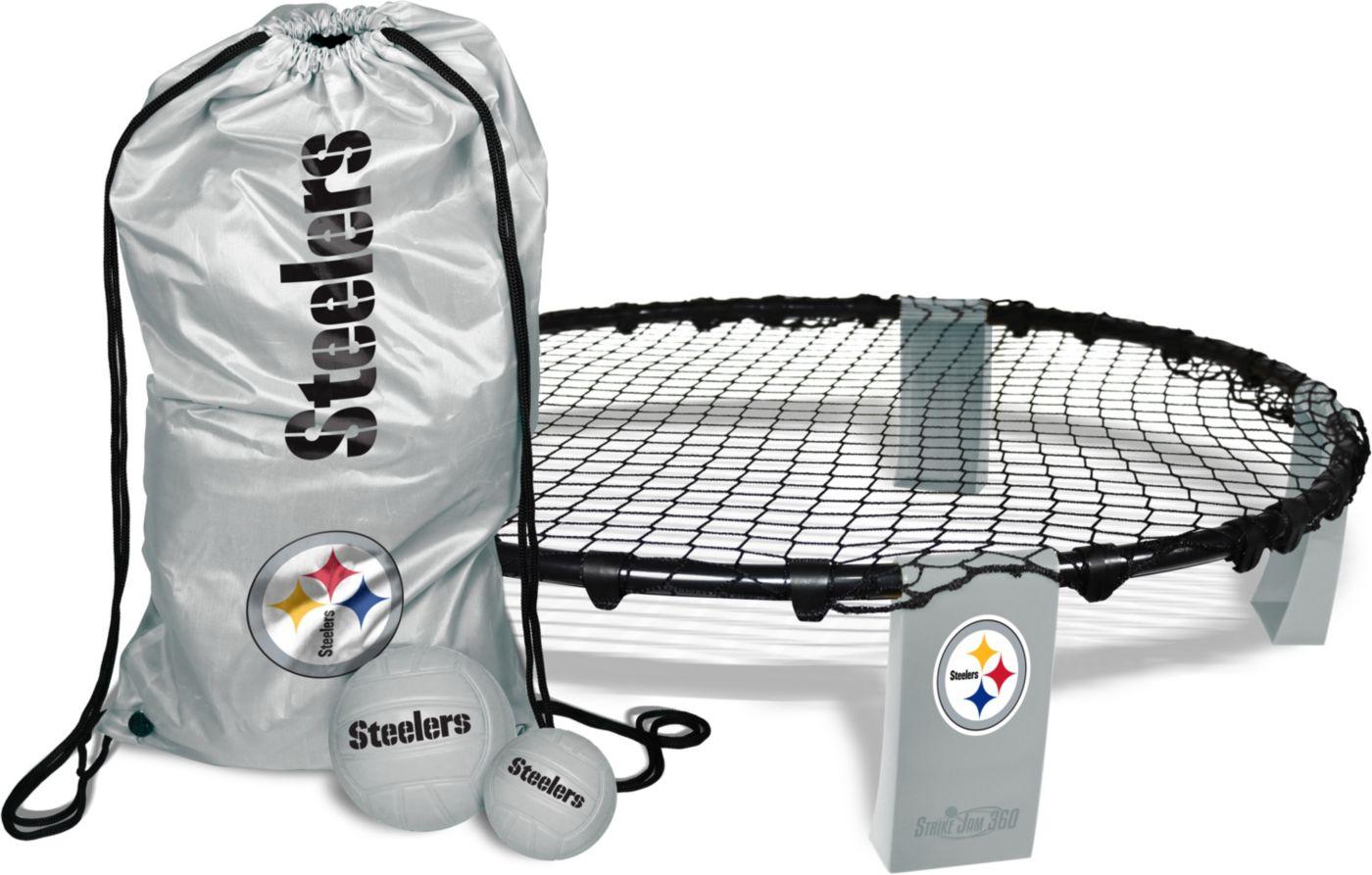 Wild Sports Pittsburgh Steelers Strike Jam Combo Game
