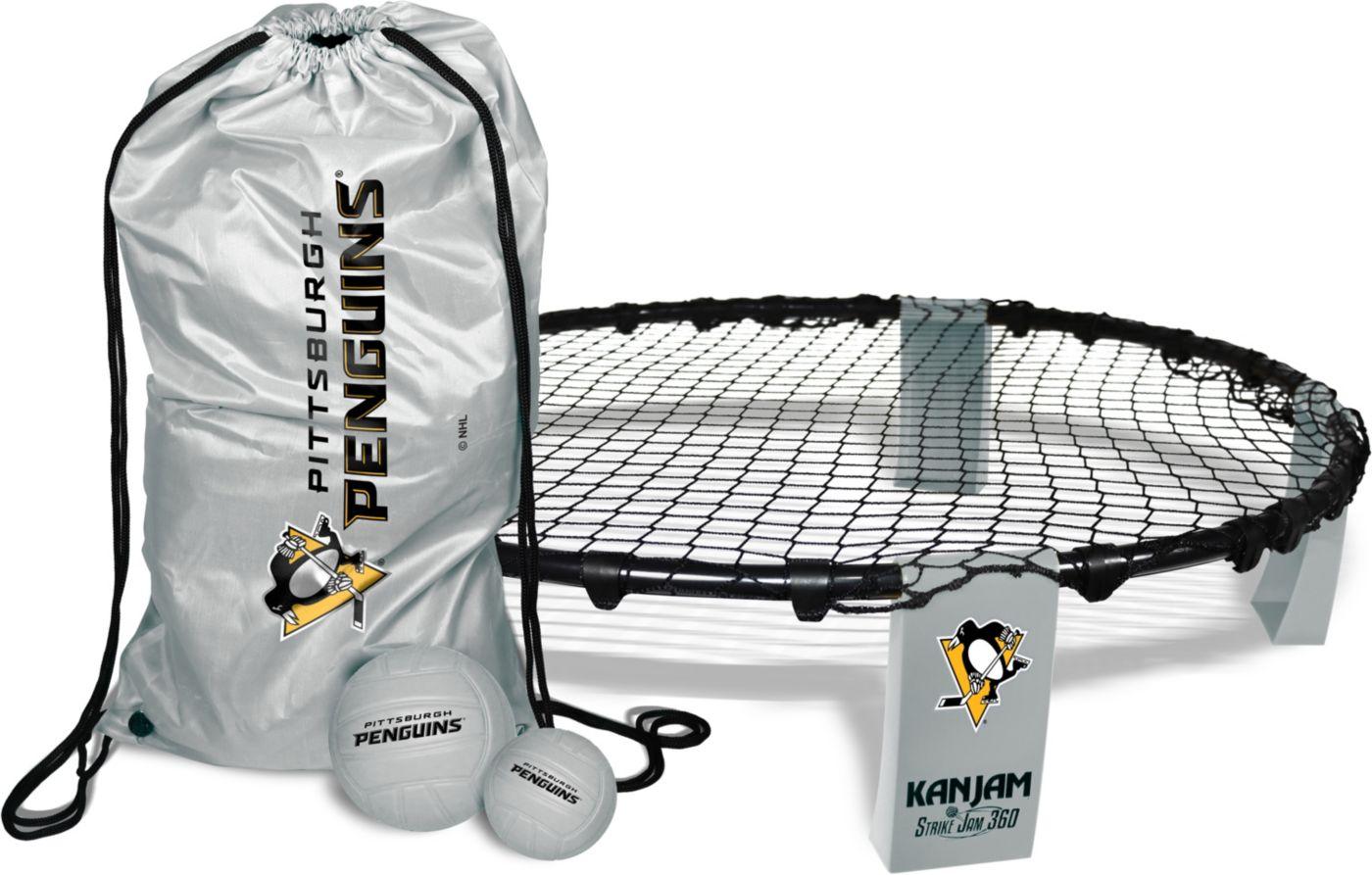 Wild Sports Pittsburgh Penguins Strike Jam Combo Game