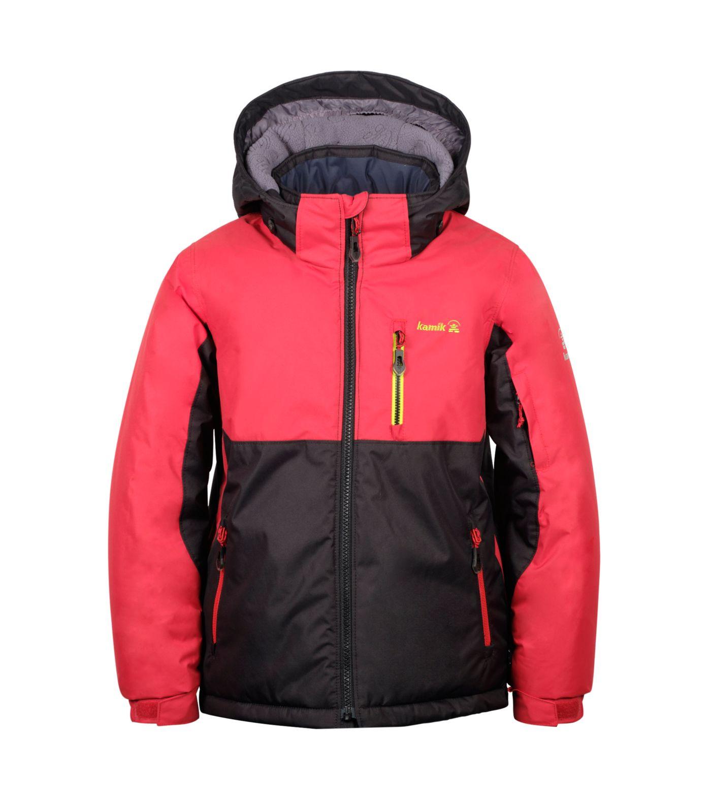 Kamik Boys' Finn Winter Jacket