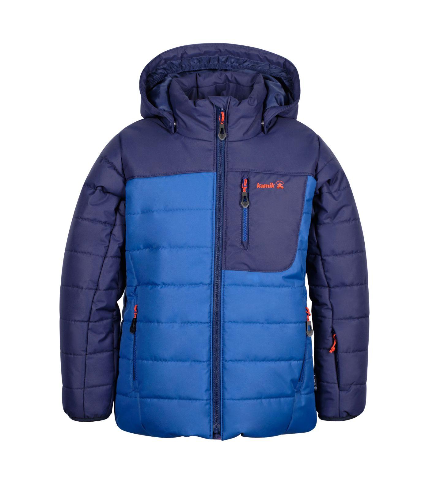 Kamik Boys' Van Winter Jacket