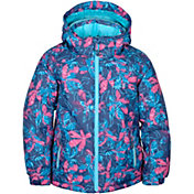 Kamik Girls' Tessie Posies Winter Jacket