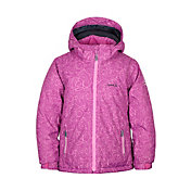 Kamik Girls' Tessie Tip Toe Winter Jacket