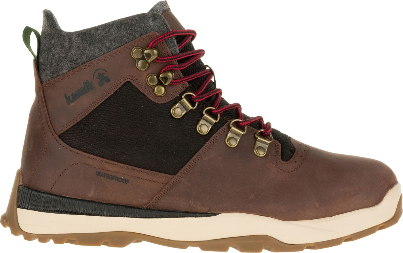 Kamik Men's Velox Waterproof Winter Boots