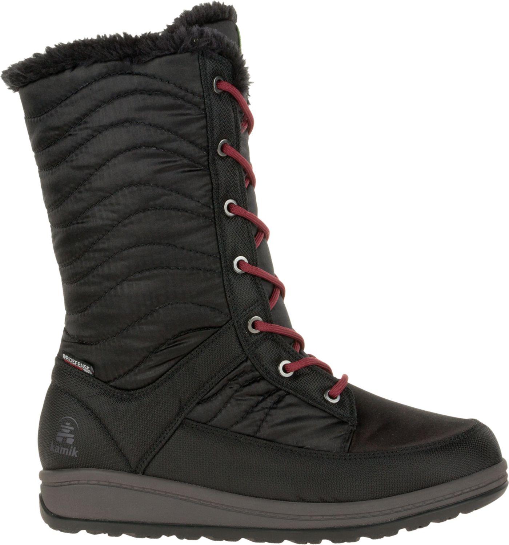 Kamik Women's Bailee 2 Insulated Waterproof Winter Boots