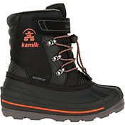 Kamik Kids' Chuck 200g Waterproof Winter Boots