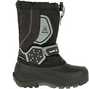 Kamik Kids' Icetrack Insulated Waterproof Winter Boots