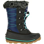 Kamik Kids' Frostylake 200g Waterproof Winter Boots