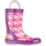 Kamik Kids' Lovely Rain Boots