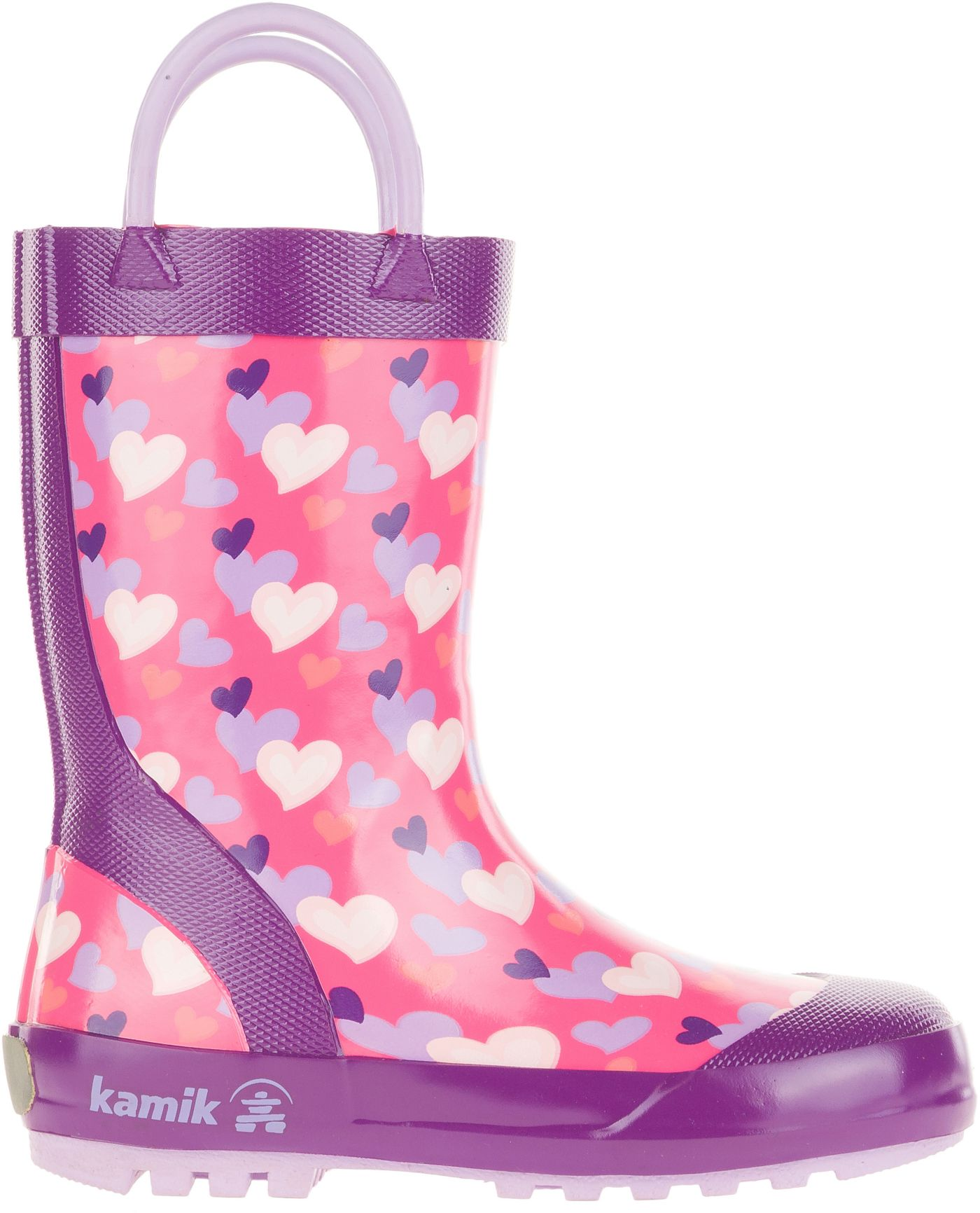 Kamik Kids' Lovely Rain Boots
