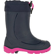 Kamik Kids' Snobuster 1 Insulated Waterproof Winter Boots