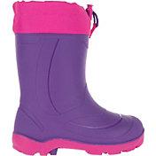 Kamik Kids' Snobuster 1 Insulated Waterproof Winter Boots