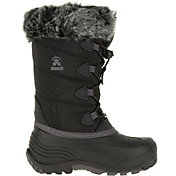 Kamik Kids' Snowgypsy 3 Insulated Waterproof Winter Boots