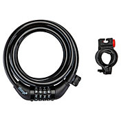Charge 6' x 12mm Number Combination Cable Bike Lock