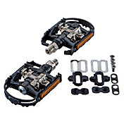 Charge Hybrid Clipless Bike Pedals